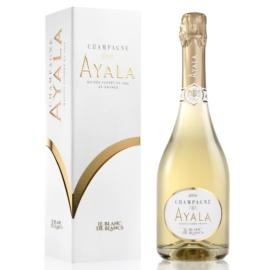 AYALA Blanc de Blancs 2014 - Champagne - Különleges évjárat - Pezsgő - 100% Chardonnay