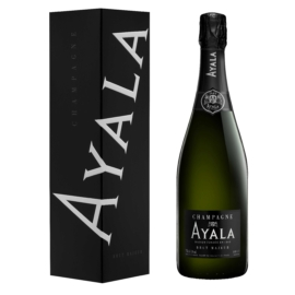 AYALA Brut Majeur (NON-VINTAGE) 40% Pinot Noir, 40% Chardonnay és 20% Pinot Meunier - Champagne - Pezsgő