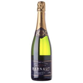 BARNAUT Blanc de Noirs Grand Cru - Champagne - 100% Pinot Noir és 100% Bouzy Grand Cru terroir.