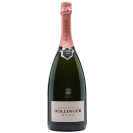 BOLLINGER Rosé Magnum - Cuvée - Champagne - Franciaország
