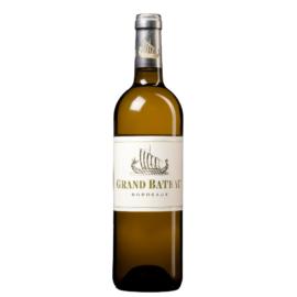 GRAND BATEAU Blanc 2019 - fehér bor - 70 % Sauvignon Blanc, 20% Semillion, 10% Muscadelle - Bourdeaux - Franciaország