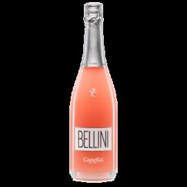 CANELLA Bellini - Gluténmentes Pezsgő - Szőlőfajta75 %Glera Gyümölcstartalom25 % Fehér Őszibarack