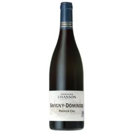 DOMAINE CHANSON Sauvigny Dominode 1er Cru 2015 - Vörös Bor - A szüretre ragyogó napsütésben szeptember elején kezdték.