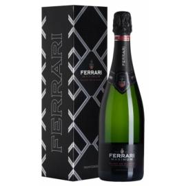 FERRARI Maximum Blanc de Blancs - A Ferrari Maximum Brut egy tiszta Chardonnay más néven Blanc de Blancs.