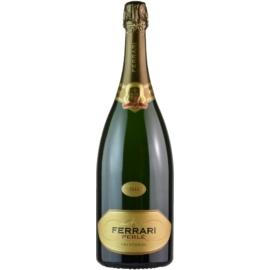 Magnum kiszerelés - FERRARI Perlé 2014 - 100% Chardonnay - Magnum- Ferrari Pezsgő