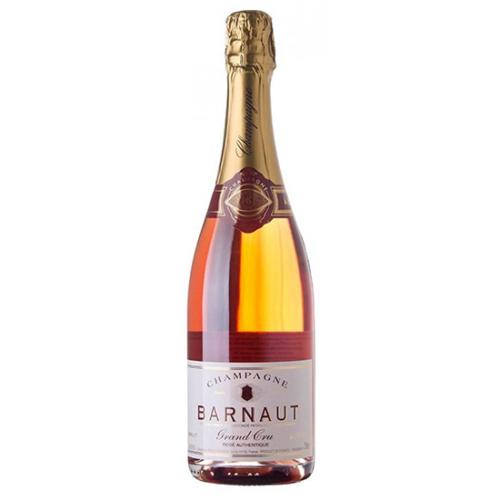 BARNAUT Authentique Rosé Grand Cru - Champagne - 85% Pinot Noir, 15% Chardonnay