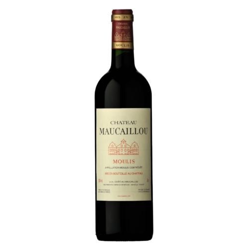 CHATEAU MAUCAILLOU Moulis Rouge 2016 - Bordeaux - Vörös bor - 52% Cabernet Sauvignon, 41% Merlot, 7% Petit Verdot
