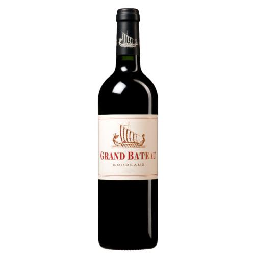 GRAND BATEAU Rouge 2016 - Vörös bor - 80% Merlot, 20% Cabernet Sauvignon