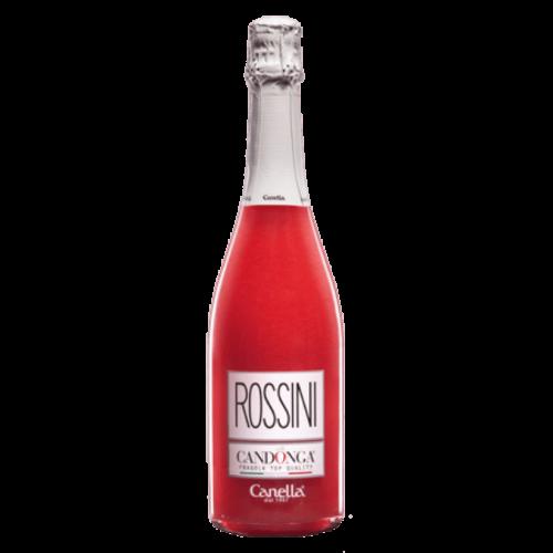 CANELLA Rossini - Gluténmentes Epres Prosecco - Pezsgő - Nagyon hidegen ajánlott fogyasztani.