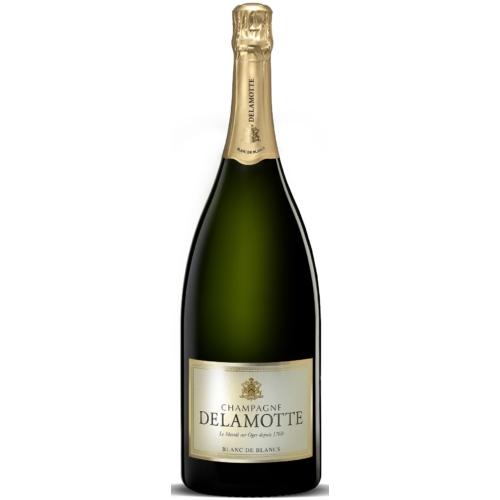 DELAMOTTE Blanc de Blancs Magnum - Le Mesnil-sur-Oger, Cramant, Avize, Oger - Chardonnay
