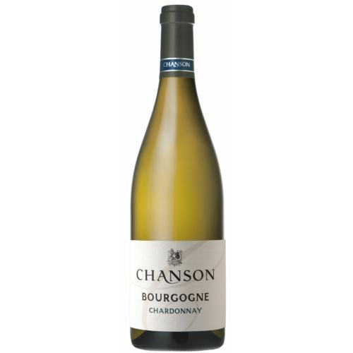 DOMAINE CHANSON Bourgogne Chardonnay 2017 - Fehér Bor Franciaország - 100% Chardonnay