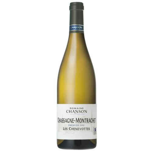 DOMAINE CHANSON Chassagne Montrachet 1er Cru Les Chenevottes 2015 - Fehér bor - Chassagne Montrachet Les Chenevottes 1er Cru - 100% Pinot Noir