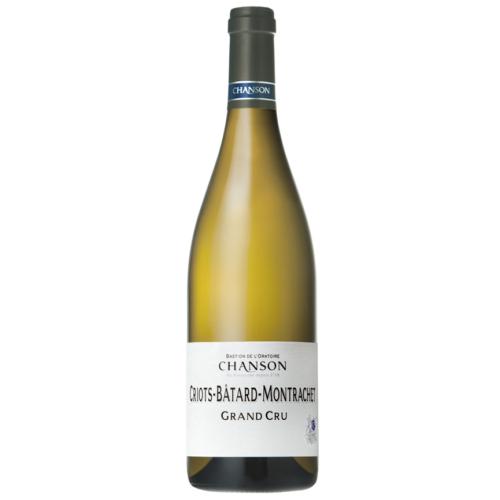 DOMAINE CHANSON Criots Batar Montrachet Grand Cru 2013 - Burgundia - Fehér Bor - 100% Chardonnay
