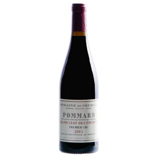 DOMANINE DE COURCEL Le Grand Clos des Epenots Premier Cru 2015 - Vörös bor - 100% Pinot Noir