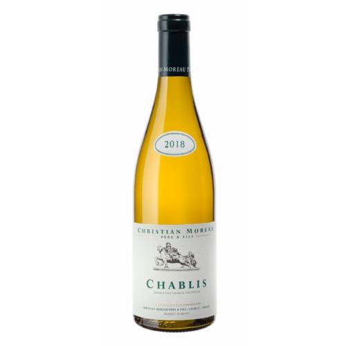 A Domaine Christian Moreau Chablis 2019-es évjárata tökéletes éretsége és egészsége egy csodálatos Chardonnay-t hozott.