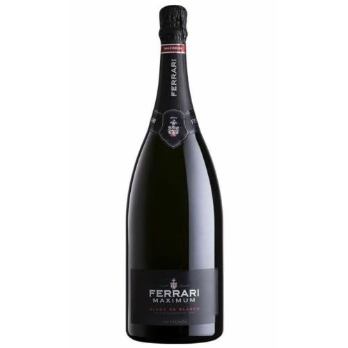FERRARI Maximum Blanc de Blancs Brut Mangum - Az első, de mégis ízig vérig modern! - 100% Chardonnay - Trentino, Olaszország