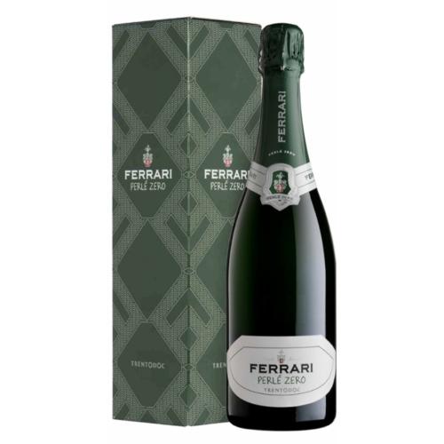 FERRARI Perlé Zero11 - Három fogalom tökéletes kifejezése! - 100% Chardonnay100% Chardonnay -