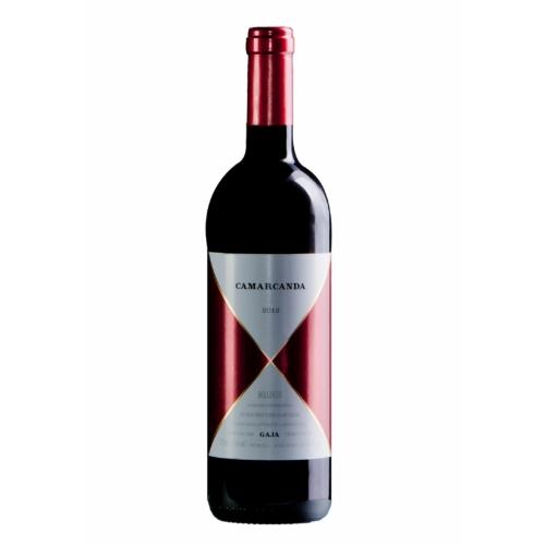 GAJA Ca'Marcanda Camarcanda Bolgheri 2012 - vörös bor - borguru - rendelés