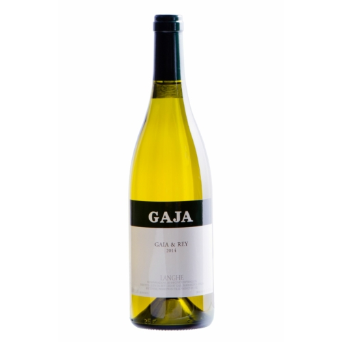 GAJA Gaia & Rey Langhe Chardonnay DOP 2015 - 100% Chardonnay-  Fehérbor - Olaszországból