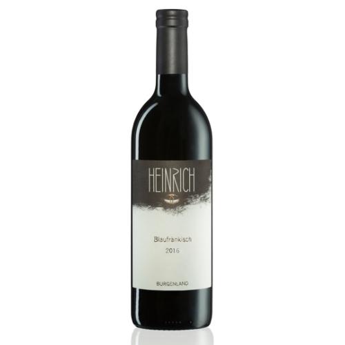 HEINRICH Blaufrankisch 2017 - vörös bor