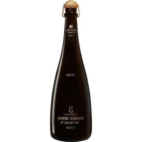 HENRI GIRAUD Fut de Chene MV15 70% Pinot Noir, 30% Chadonnay