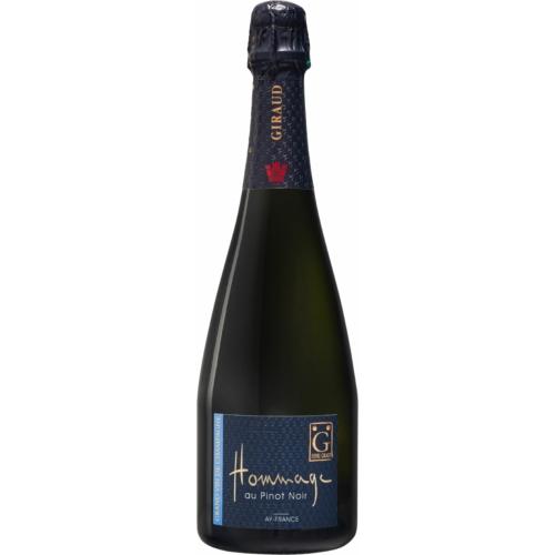 HENRI GIRAUD Hommage au Pinot Noir Blanc de Noirs - Champagne
