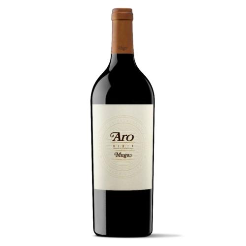 MUGA Aro - spanyol vörös bor - 70% Tempranillo, 30% Granciano