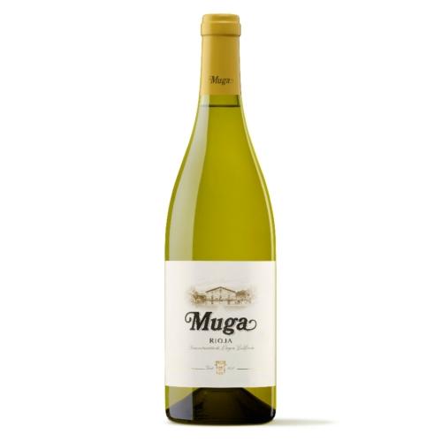 MUGA Blanco 2019 egy üdítő fehér bor Spanyolországból, mely 90%-ban Viura szőlőből készült.