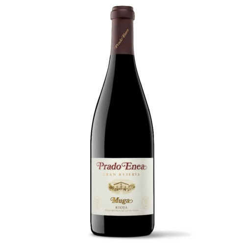 MUGA Prado Enea 2011 - vörös bor díszdobozban