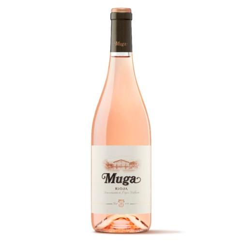 Muga Rosado gyönyörű halvány rózsaszín provence-i színe és friss virágos illata vonzó nyári borrá teszi. A piros bogyós gyümölcsök közül a földieper dominál krémes vanília kiséretében.