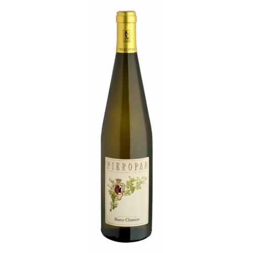 PIEROPAN Soave Classico DOC 2019 - 85% Garganega, 15% Trebbiano di Soave - fehér bor