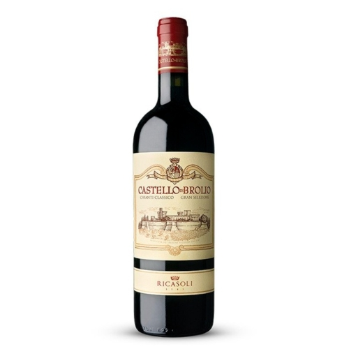 BARONE RICASOLI Castello di Brolio Riserva Chianti Classico Gran Selezione 2012 - 97%Sangiovese, 3% Abrusco - Toszkána - Chianti Classico