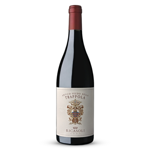 BARONE RICASOLI Antico Feudo della Trappola IGT Toscana Rosso 2018 -  Olasz Vörös bor - Toszkána - 60% Sangiovese, 25% Cabernet sauvignon, 15% Merlot