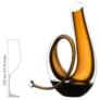 Kép 2/3 - RIEDEL Decanter Horn 1 db